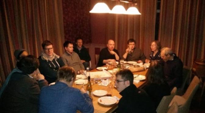 Heales Meeting : 1 November