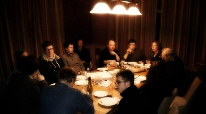 Heales Meeting : 10 January
